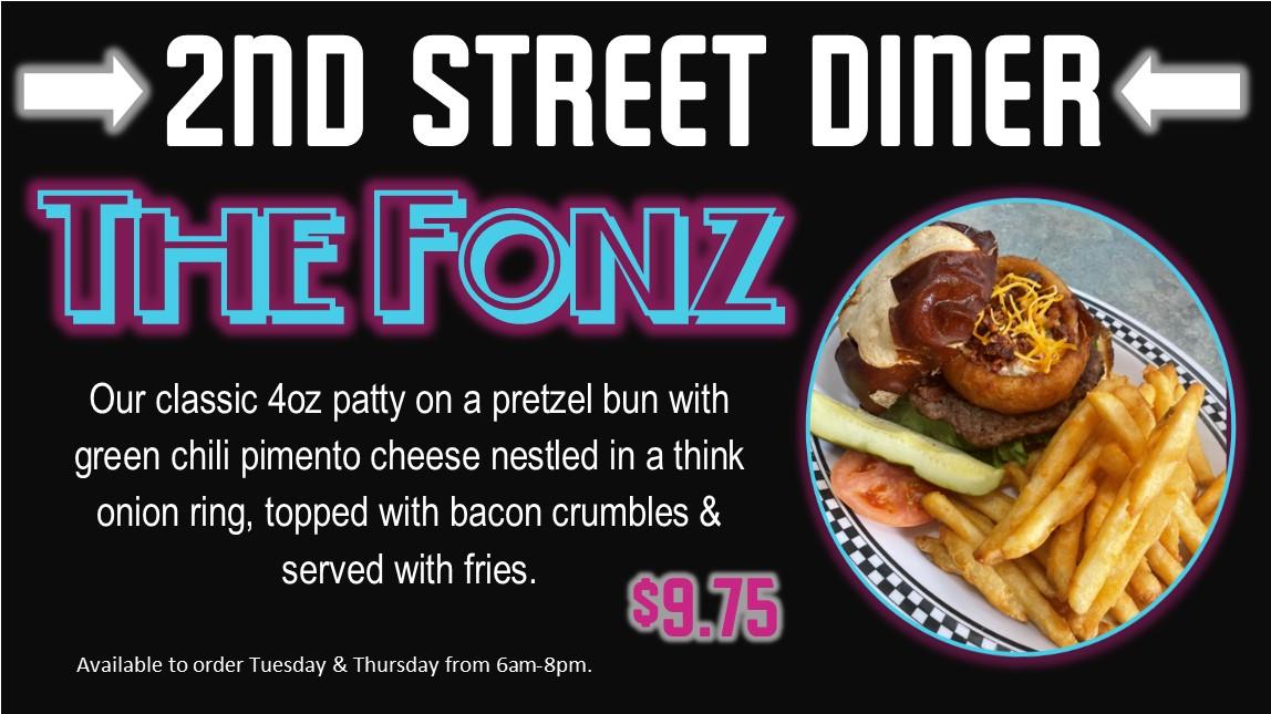 2nd Street Diner