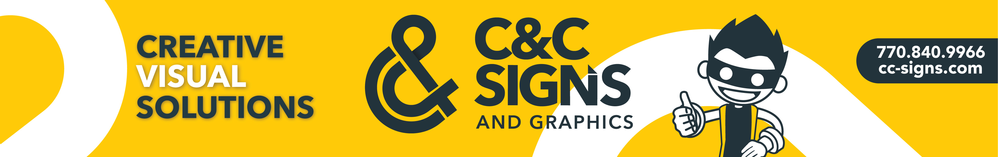 C&C Signs Banner GHCA -01