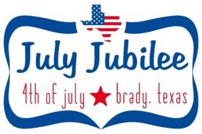 July Jubilee logo