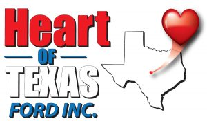 Heart of Texas Ford logo