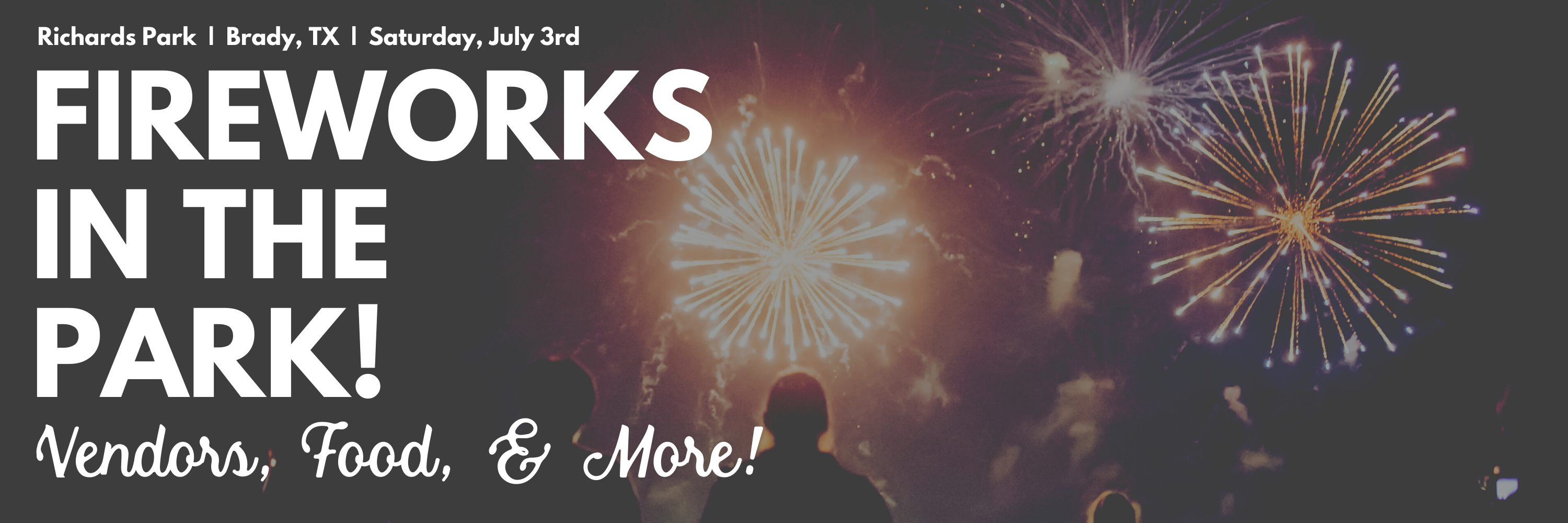 Fireworks Photo Fourth of July Facebook Post-3