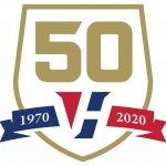 VHCS 50th logo