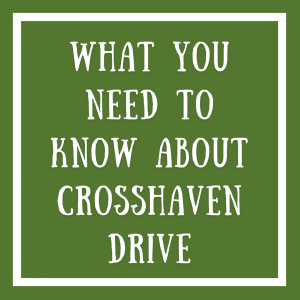 information about the construction on Crosshaven Drive in Cahaba Heights