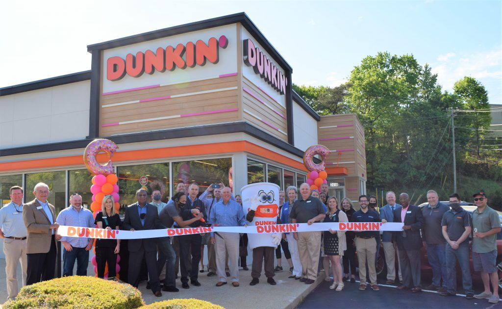 Dunkin on Acton Road Ribbon Cutting