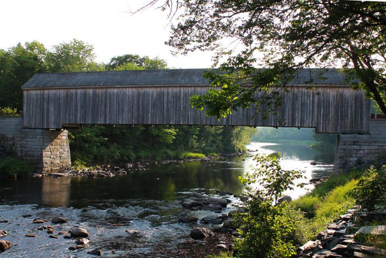 Low's Covered Bridge