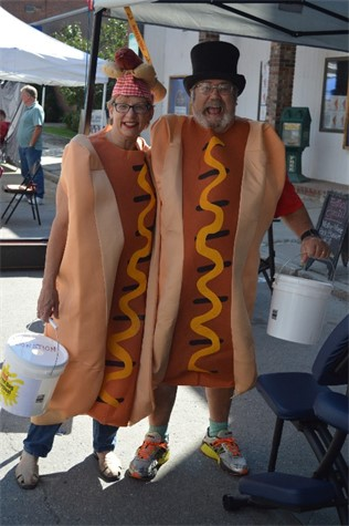 Maine Red Hot Dog Festival