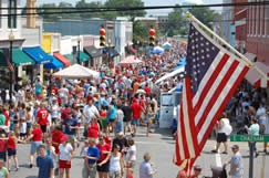 Annual Apex Fourth of July Celebration