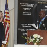 Chamber of Commerce 75th Annual Installation and Awards, March 12, 2021
