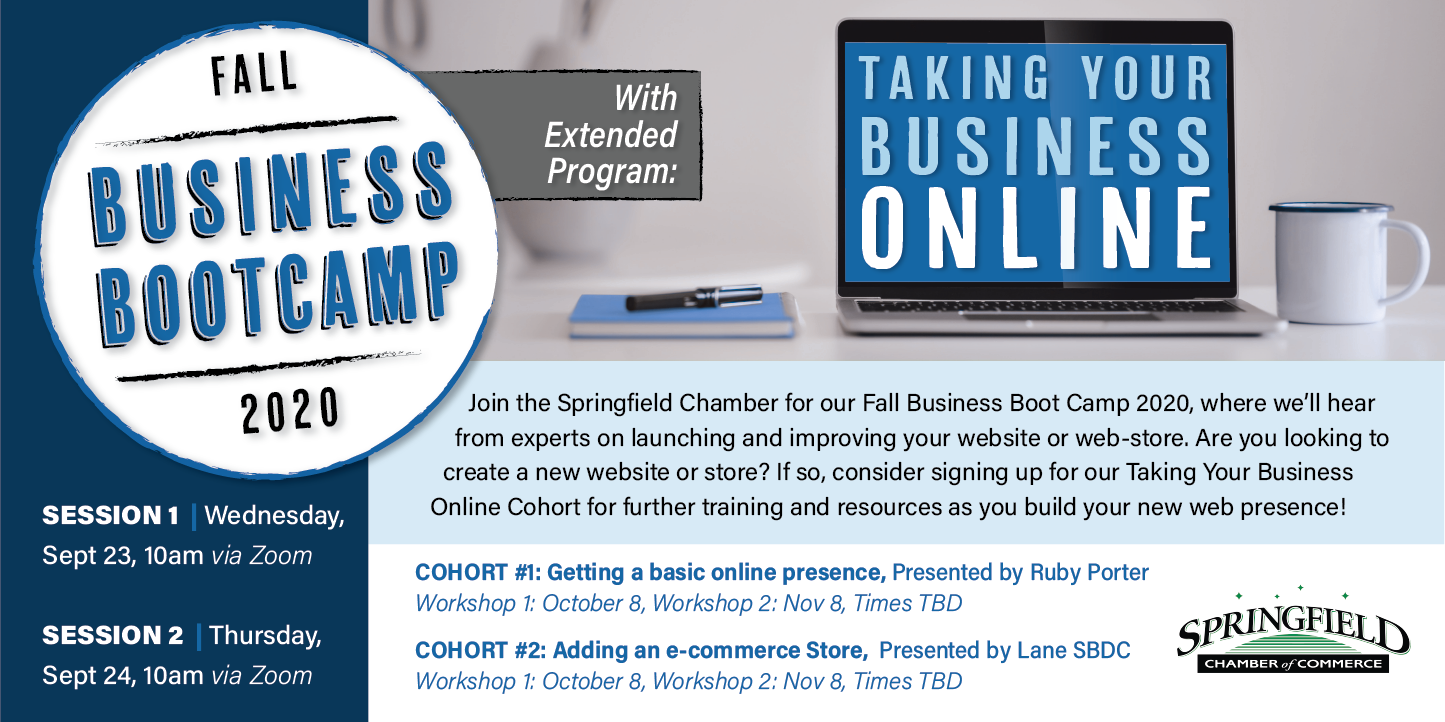 Fall Business Bootcamp 2020