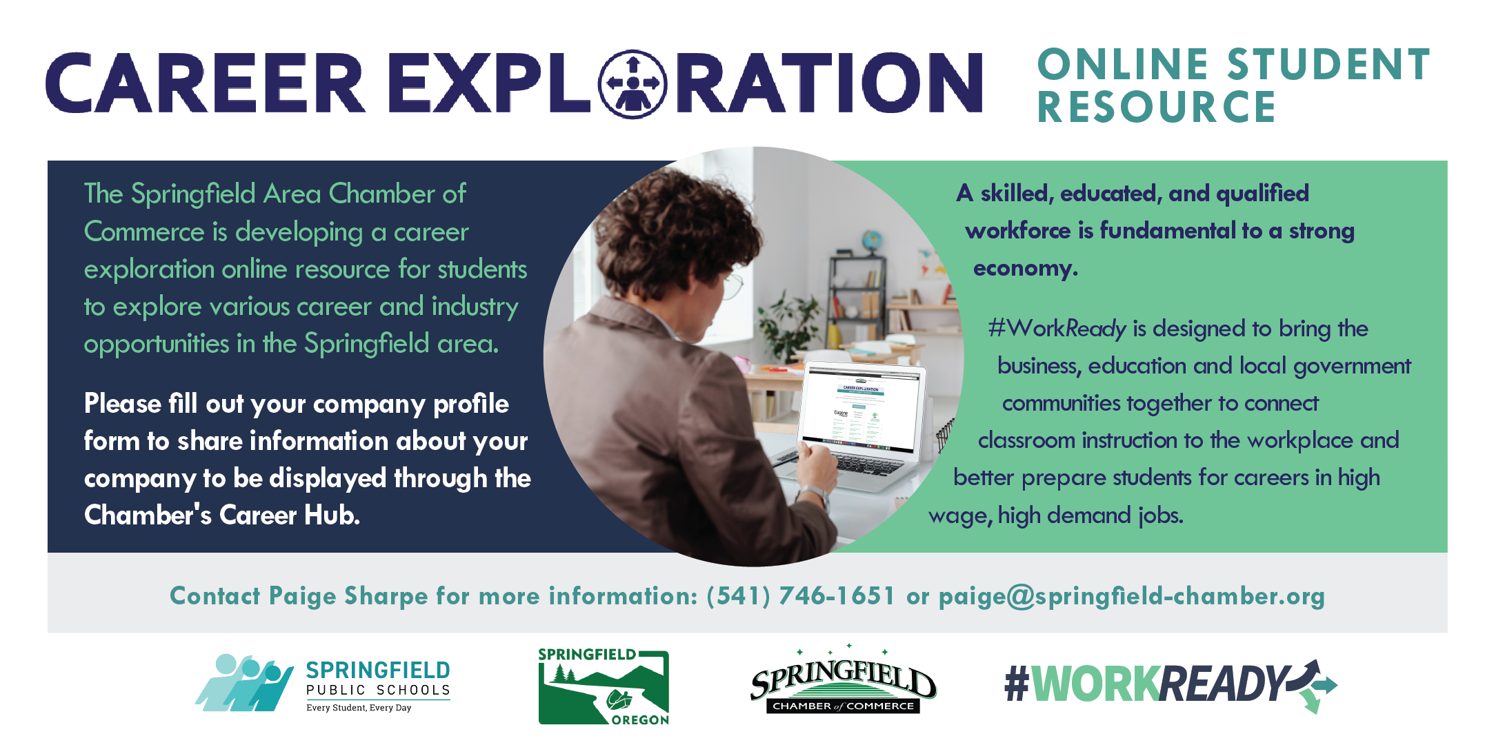 Career Exploration Web Resource