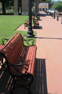 City of Celina Benches