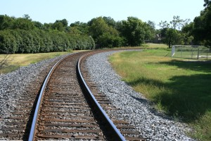 Farmersville Train Tracks