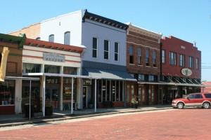 Downtown Farmersville