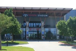 Frisco Toyota Stadium