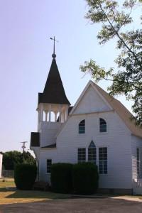 Church in Anna