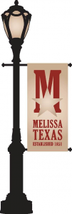 City of Melissa logo