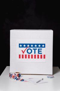 vote election box
