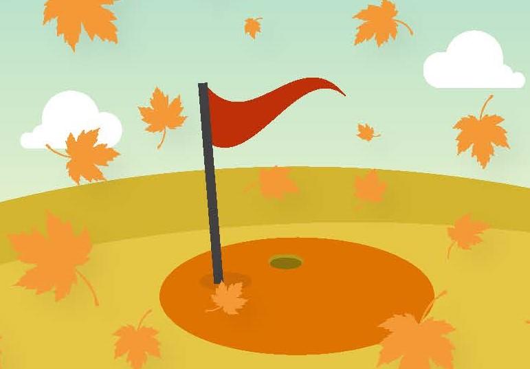 Fall Golf Image