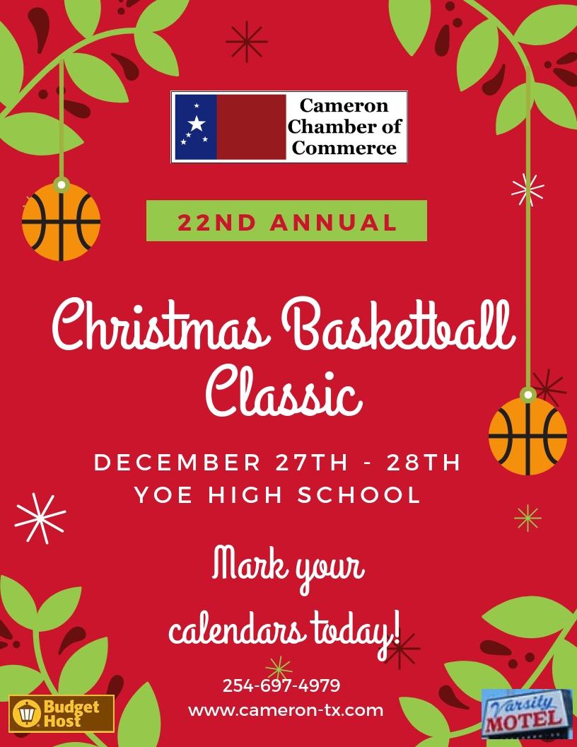 Christmas Basketball Tournament