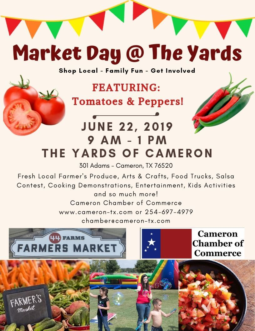 Market Day at the Yards