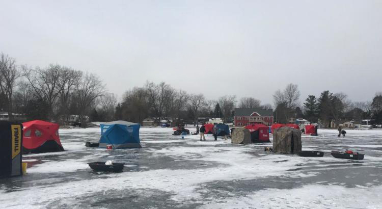 Ice Fishing Tournament