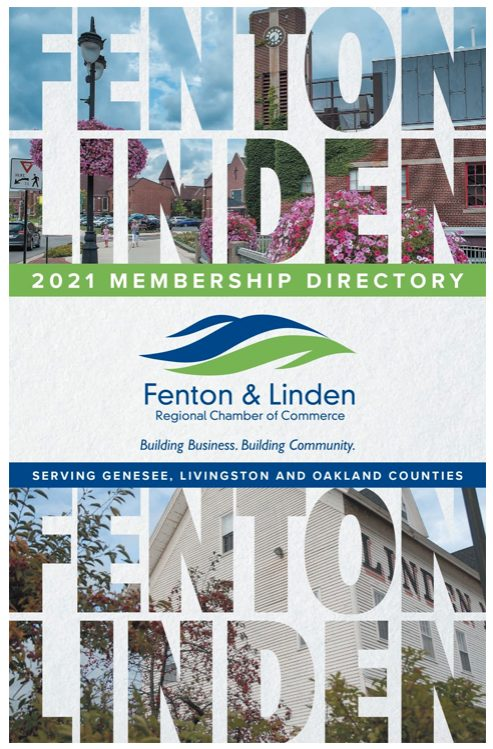 2021 Fenton and Linden Regional Chamber of Commerce Membership Directory