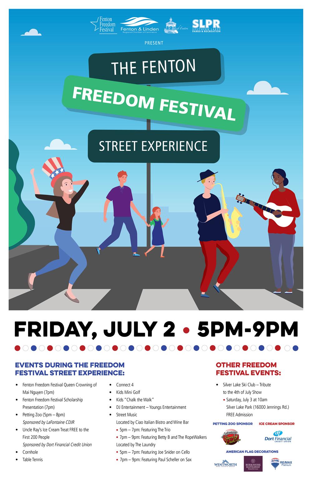 2021_Freedom Festival Poster