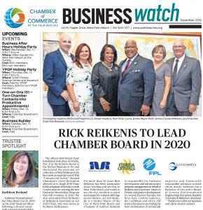 December 2019 Business Watch