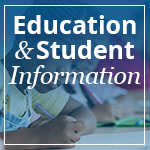 Education & Student info