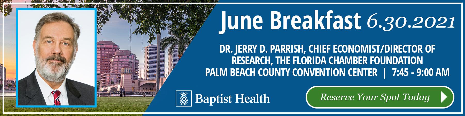 June_Breakfast_Dr Jerry Parrish_WebBanner_6-30-2021