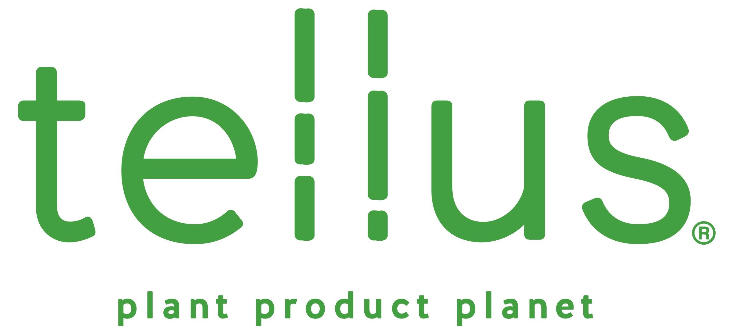 Tellus Logo w Tagline