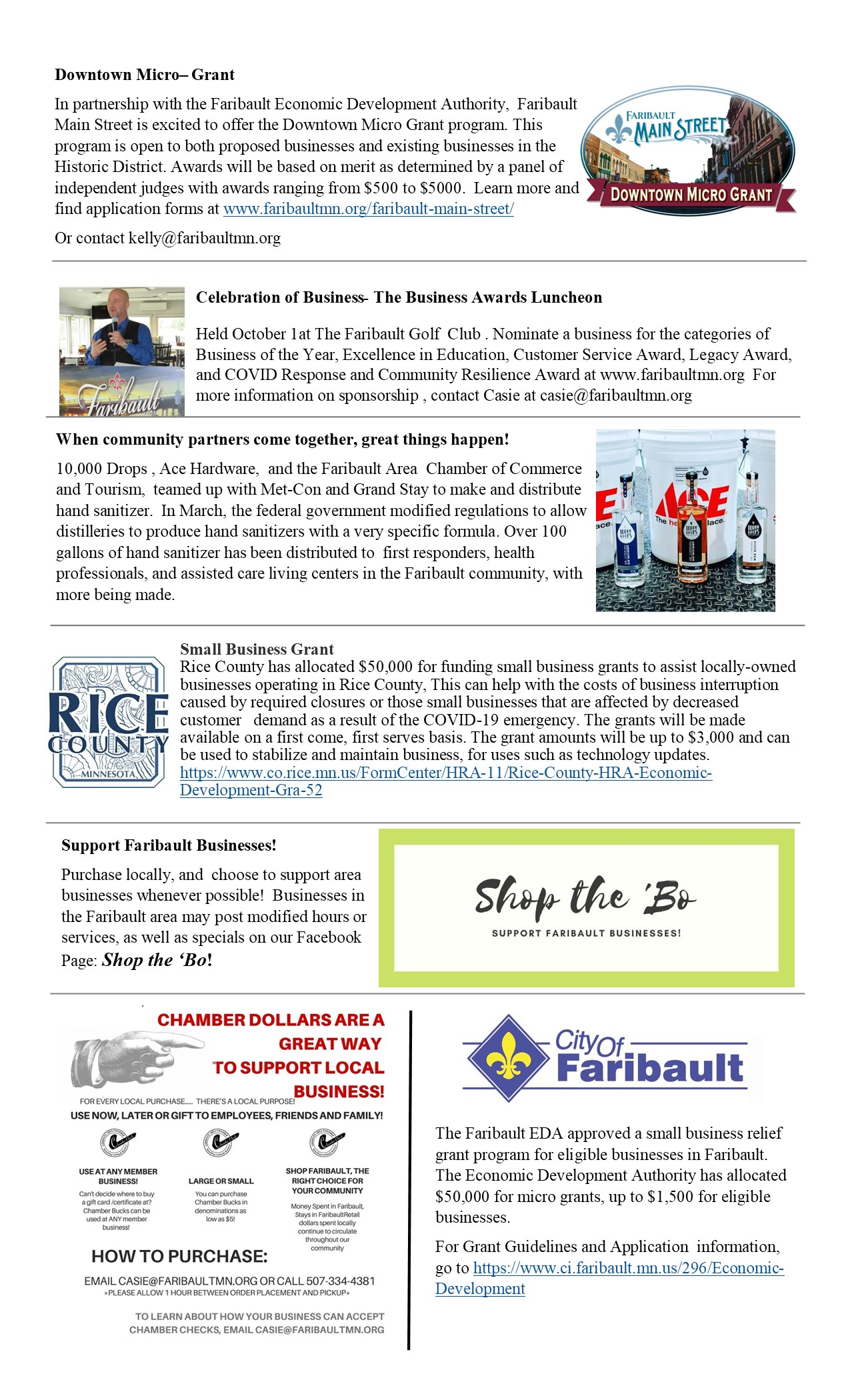 June 10,2020 Newsletter Page 2