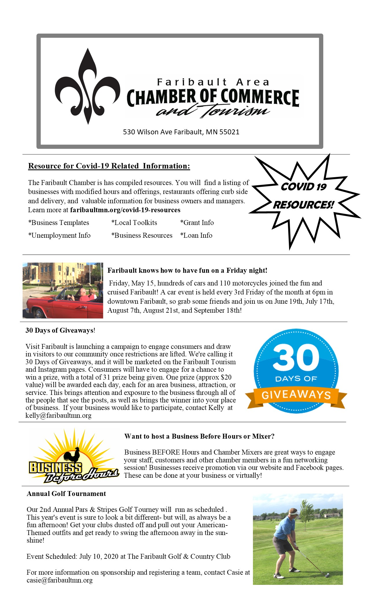 June 10,2020 Newsletter Page 1