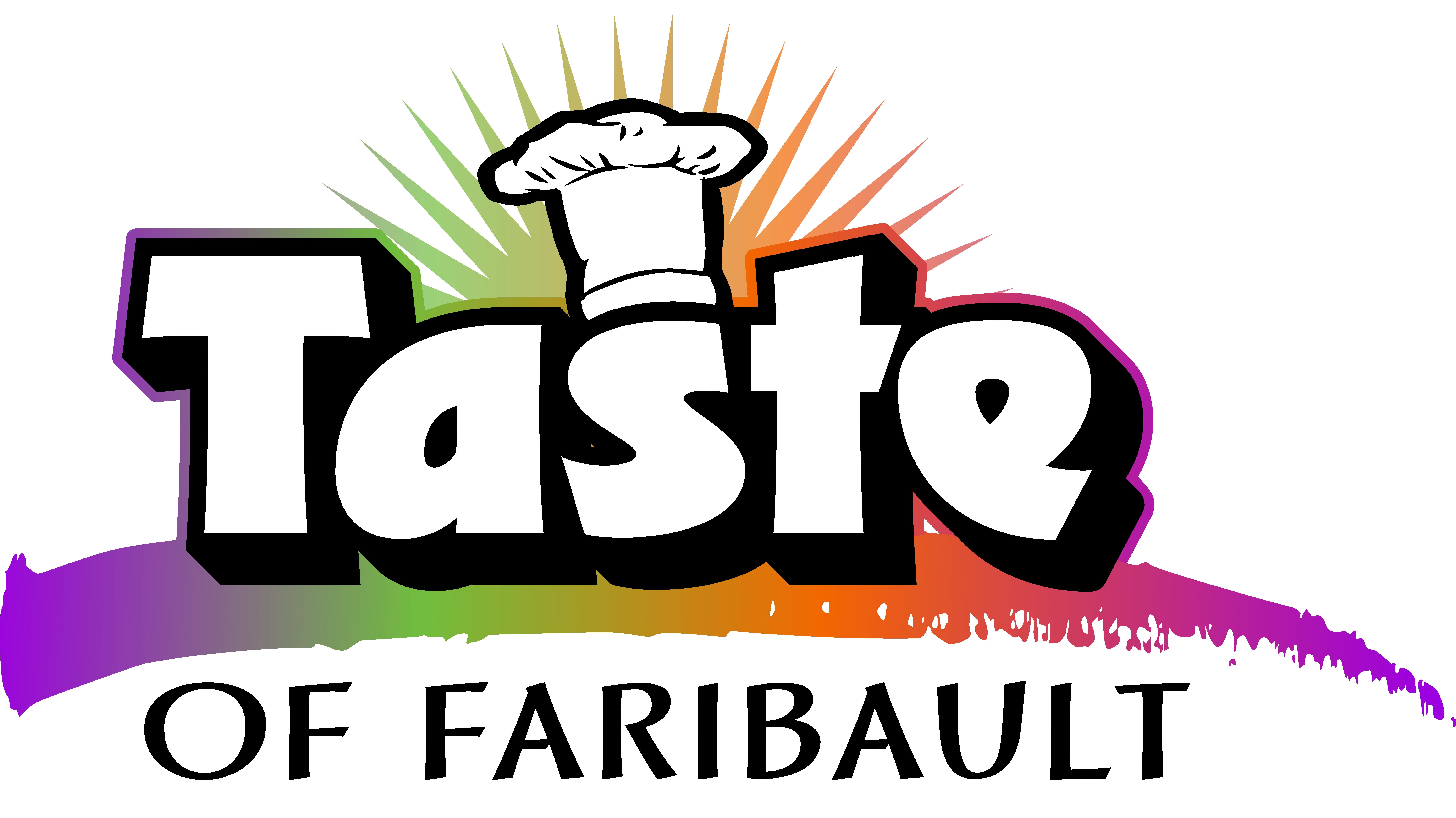 Taste of Faribault Logo high resolution 2011