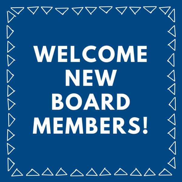 WelcomeNewBoardMembers