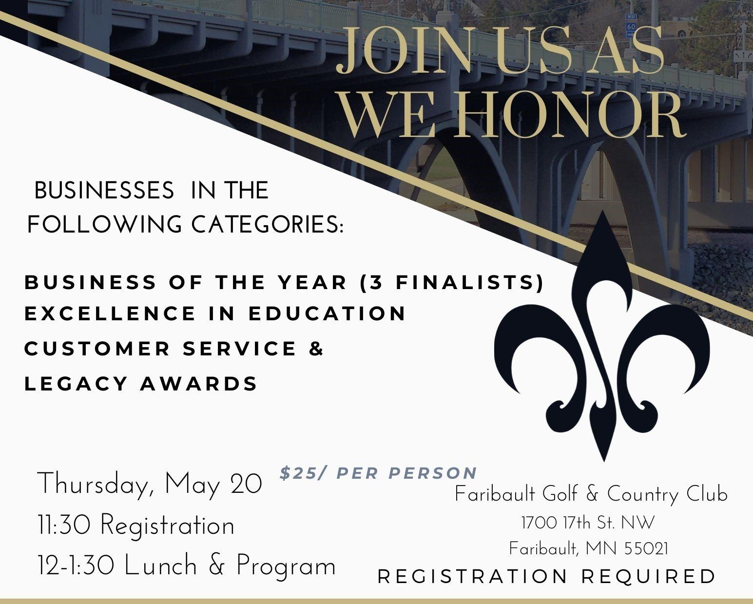 business awards 21 draft