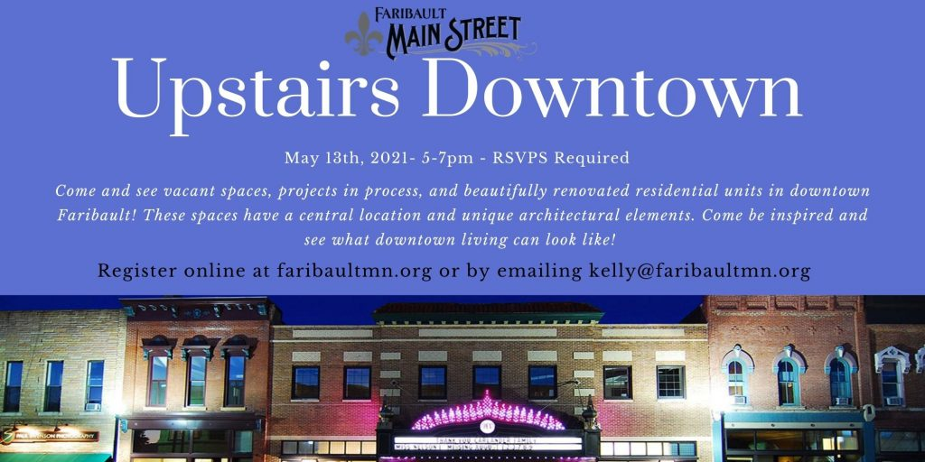 Upstairs Downtown 2021