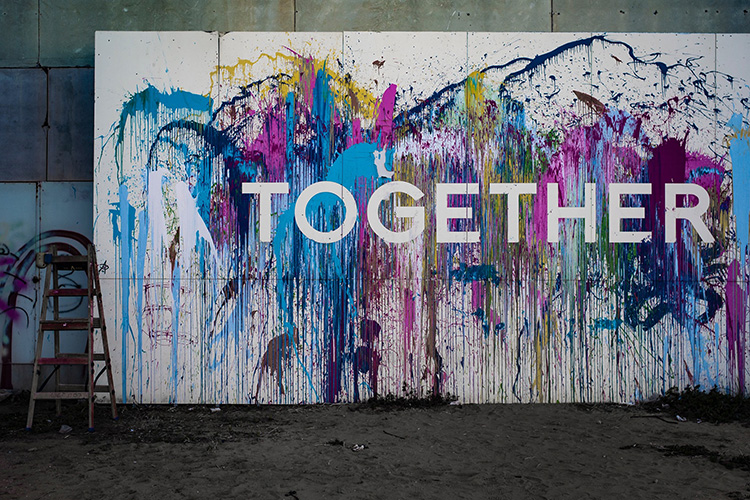 #together mural