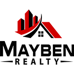 mayben realty logo
