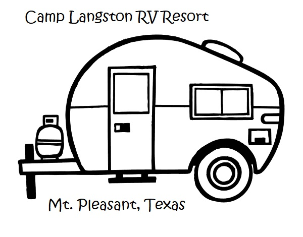Camp Langston Logo