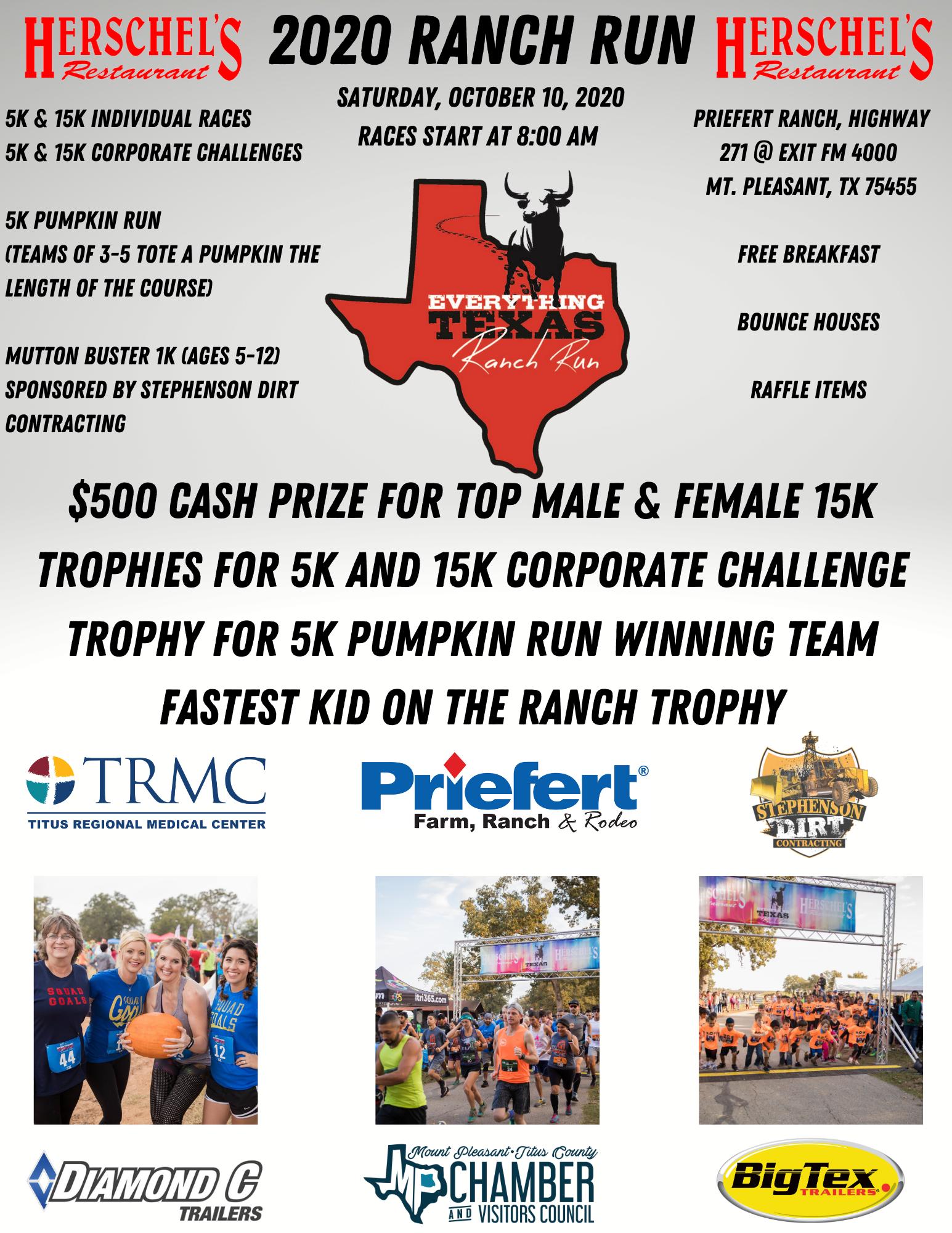 Ranch Run 2020