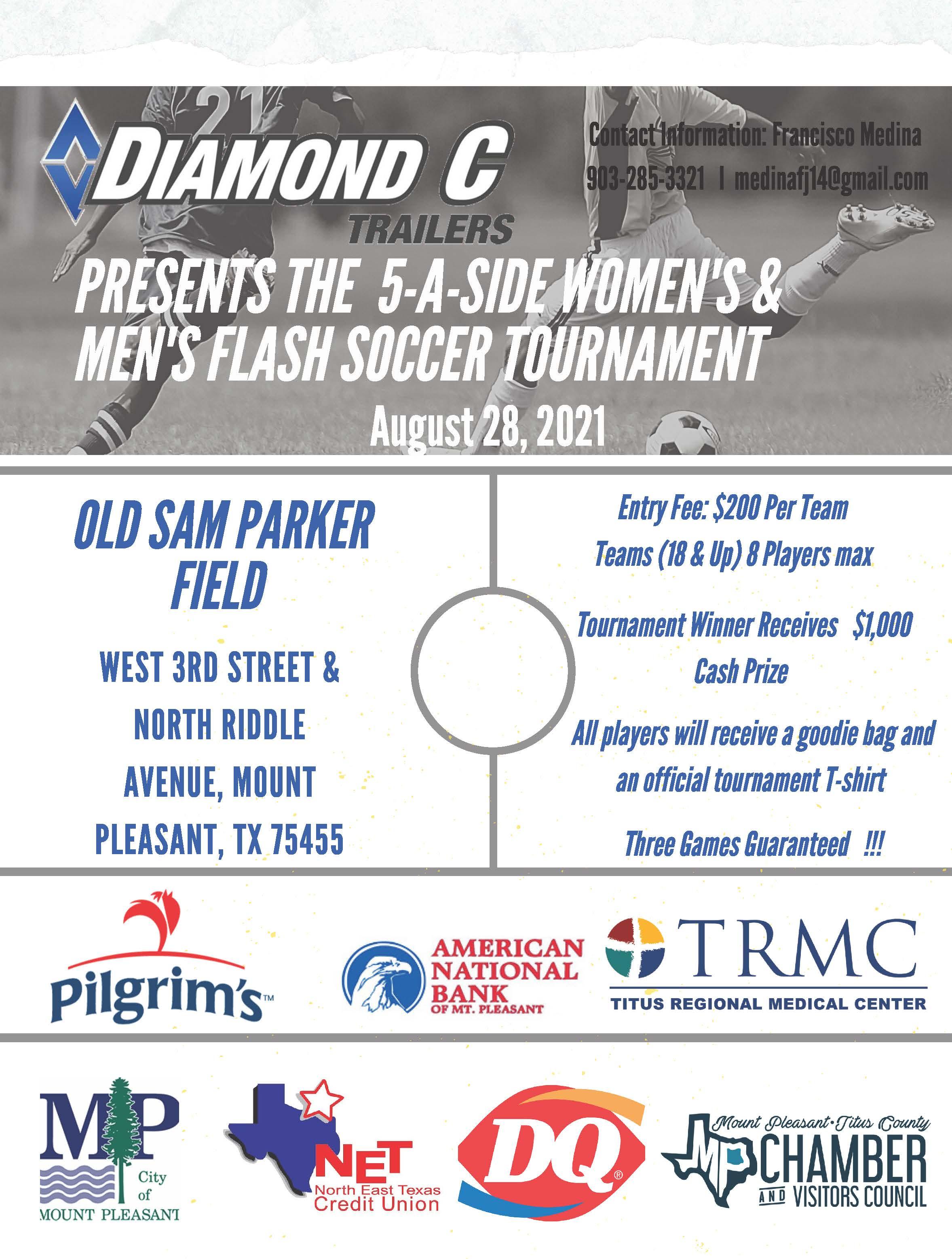 Soccer Tournament Cinco de Mayo 2021