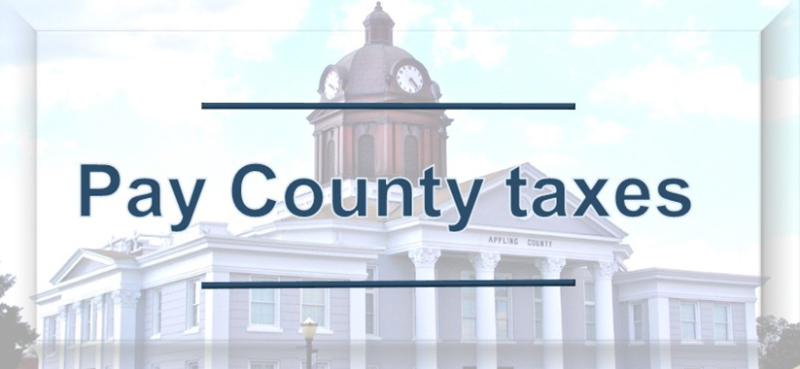 Pay County Taxes