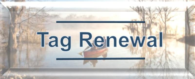 Tag Renewal