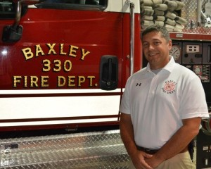 Baxley Fire Chief: Trampis Carter