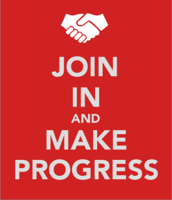 join progress handshake