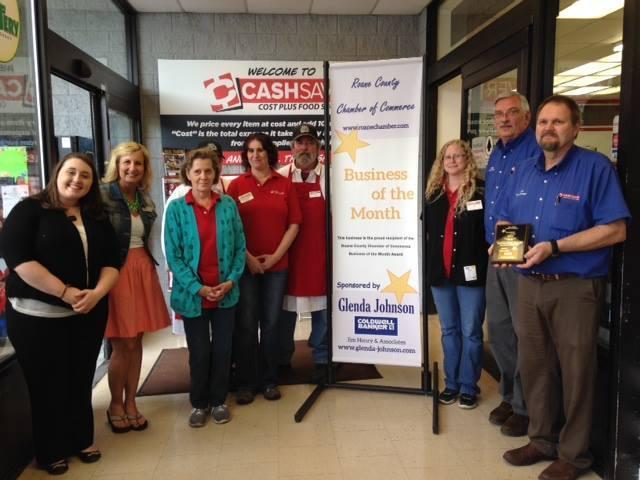 May 2015 - CashSaver, Kingston
