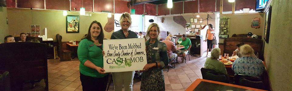 El Patron Cash Mob