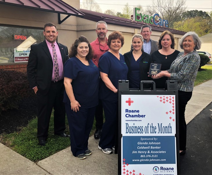 April 2018 Business of the Month - Exac Care Inc. - Kingston