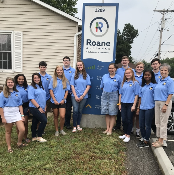 Roane Youth Leadership Group
